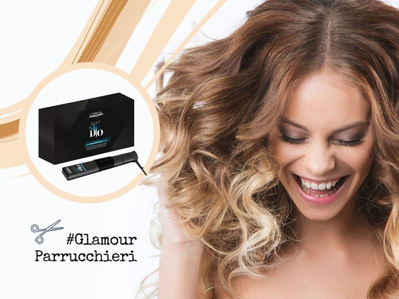 offerta piastra l'oreal instant hilights - schiaritura capelli parziale personalizzata