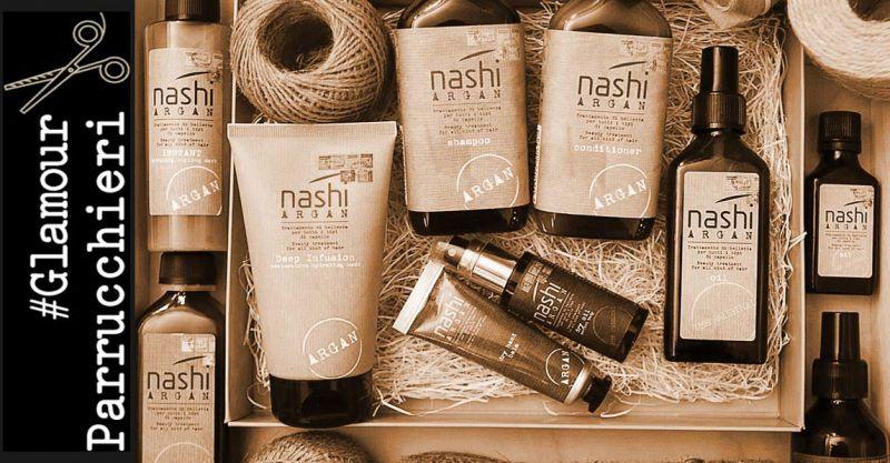 offerta vendita prodotti Nashi zona Eur - occasione Glamour parrucchieri Nashi Roma