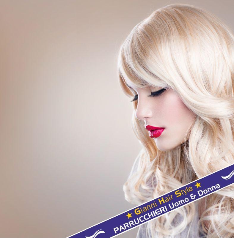 offerta hairstyle donna-promozione taglio piega colore crema capello donna