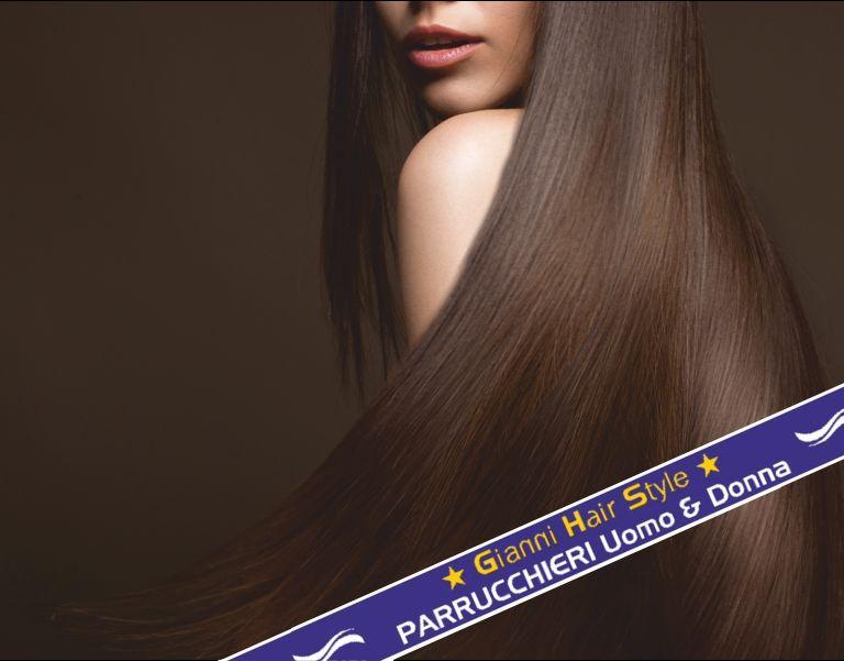 offerta trattamento cheratina-promozione ricostruzione capello donna