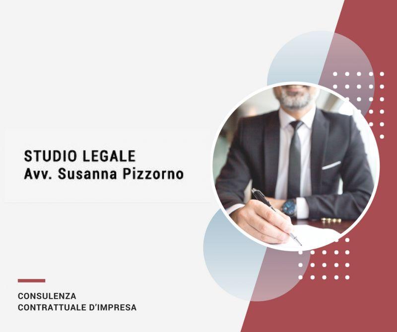 AVVOCATO SUSANNA PIZZORNO - OFFERTA CONSULENZA CONTRATTUALE D'IMPRESA