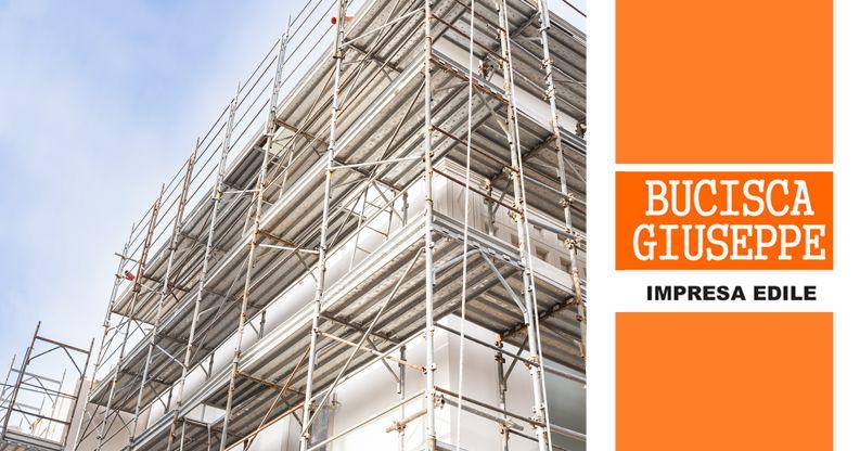 offerta messa in sicurezza edifici facciate - servizio intervento edile antisismico