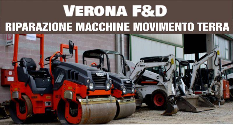 offerta riparazione macchine movimento terra - occasione macchine movimento terra