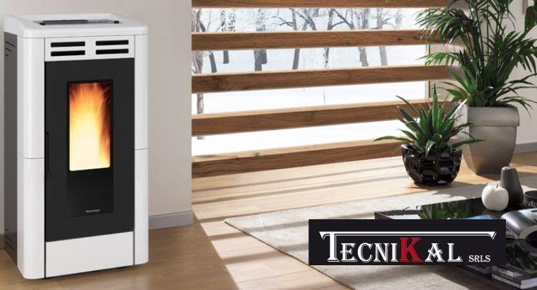 offerta termostufa extraflame-promozione stufe a policombustione incentivo conto termico
