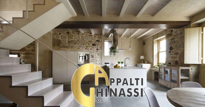 offerta ristrutturazione casa chiavi in mano Roma - occasione Ristrutturare casa lavori edili