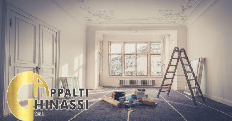 offerta rifacimento pittura facciate palazzi Roma - occasione restauro pareti ristrutturazioni