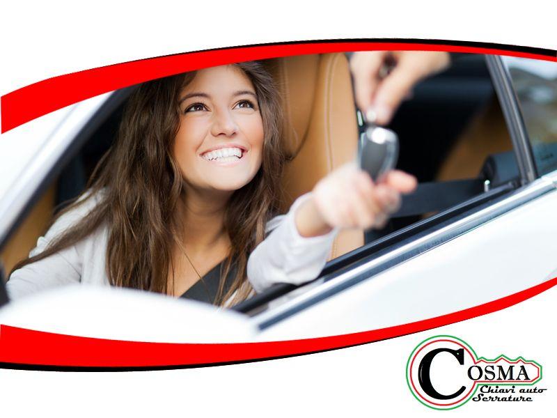 Offerta Servizio duplicazione chiavi auto - Promozione vendita chiavi auto duplicate