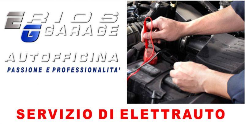 offerta elettrauto - occasione autofficina servizio di elettrauto