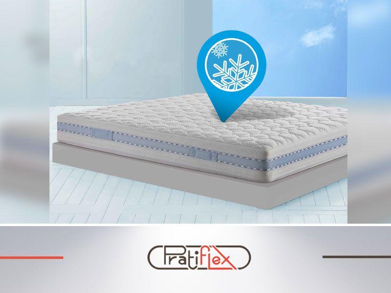 offerta materasso memofresh magniflex - materasso termico memory pratiflex