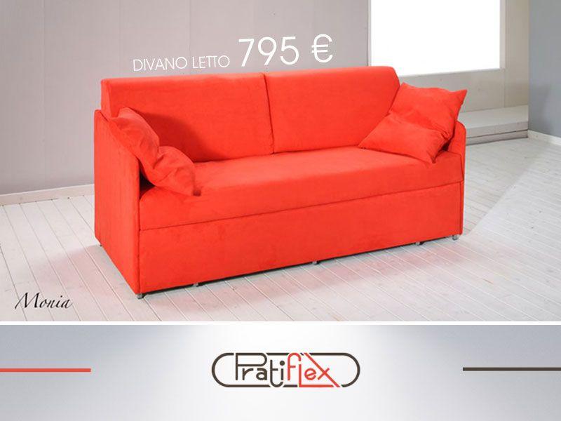 offerta divano letto due posti - occasione divano letto doppio materasso