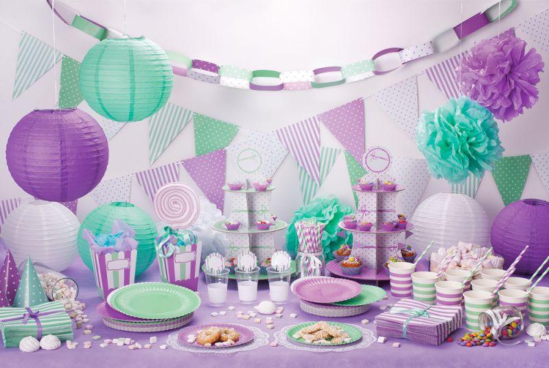 offerta LET'S GO PARTY idee addobbi per feste di compleanno - occasione allestimenti per eventi