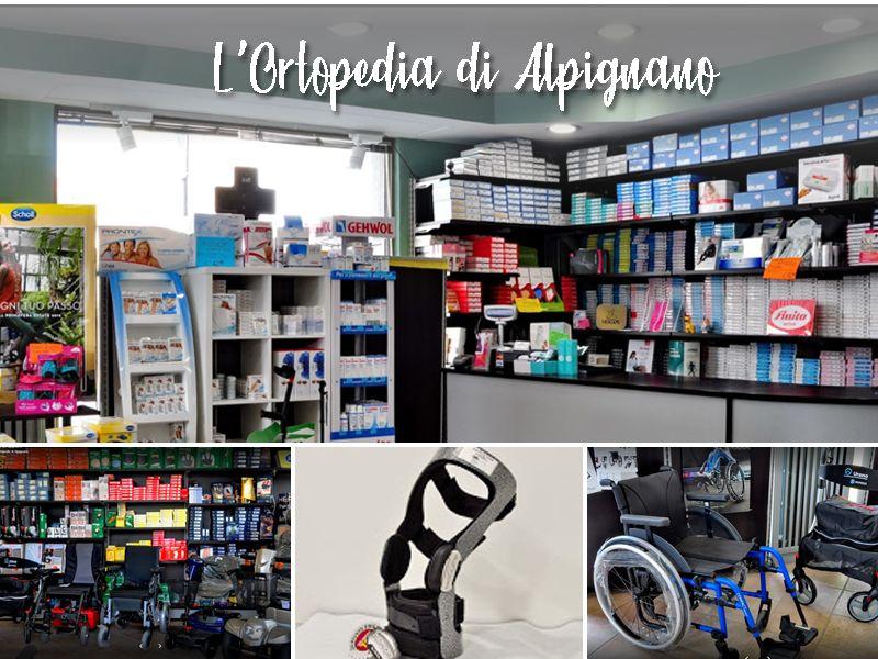 Offerta servizio vendita articoli ortopedici - Promozione distribuzione prodotti ortopedici