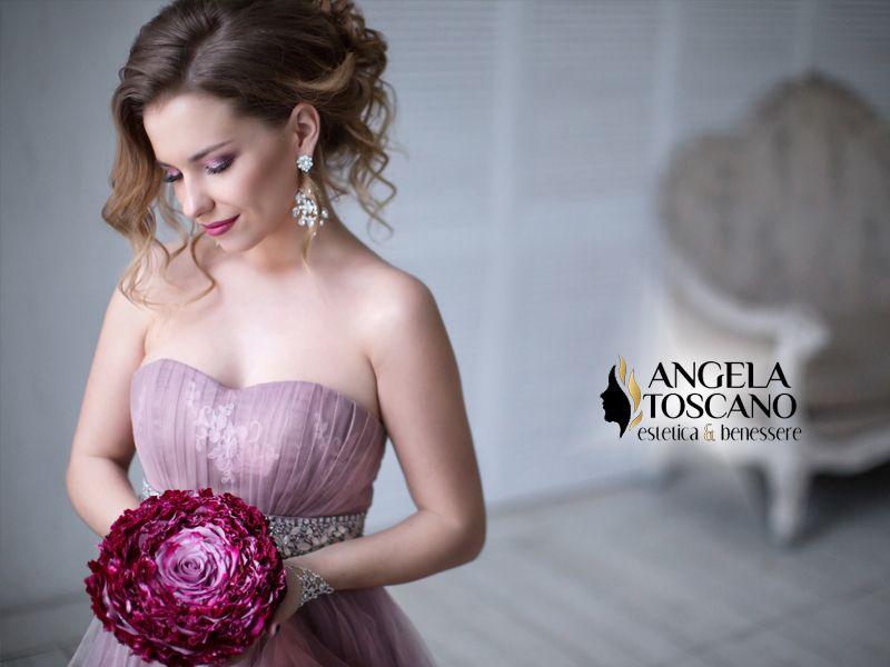 Offerta pacchetto sposa professionale - Promozione estetista professionale per sposa
