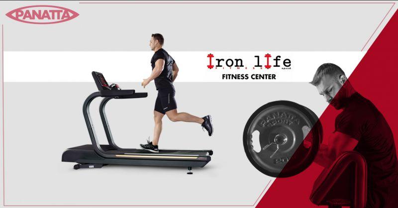 Offerta servizio allenamento intensivo con macchinari moderni - Iron Life I A.P.S.S.D.
