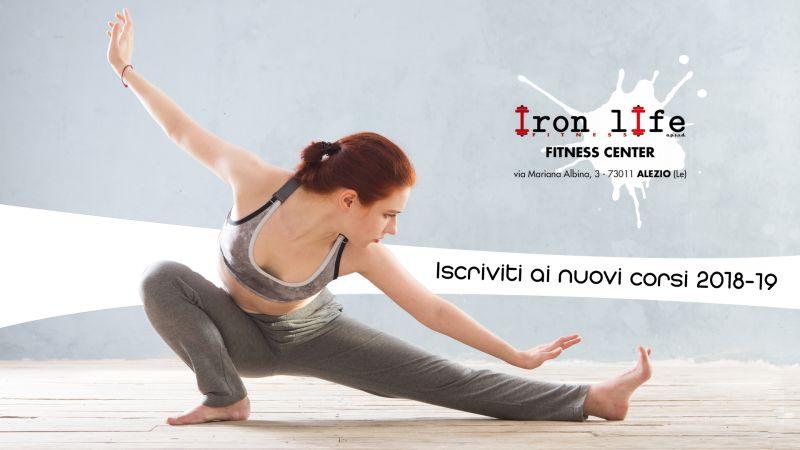 Offerta orario corso palestra Fitness e Pilates Lecce - Promozione corso step e zumba a Lecce