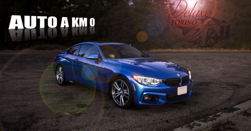 Offerta servizio professionale acquisto e vendita auto usate a km 0 a Torino - Deluxe Torino