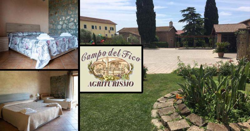 Offerta vacanze in Agriturismo Aprilia b&b - Occasione soggiorno vacanza a Latina