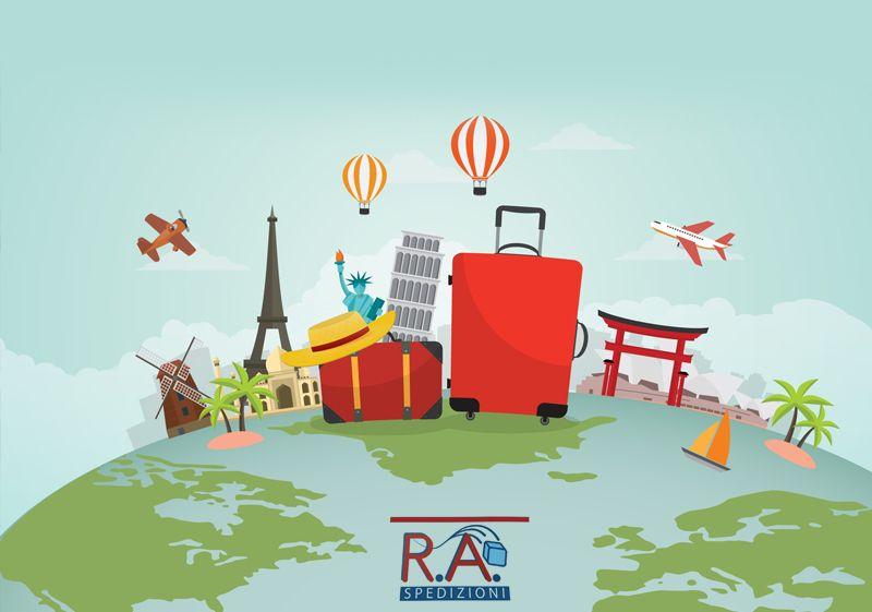 Offerta servizio spedizione pacchi estero - Promozione servizio veloce spedizione imballaggi