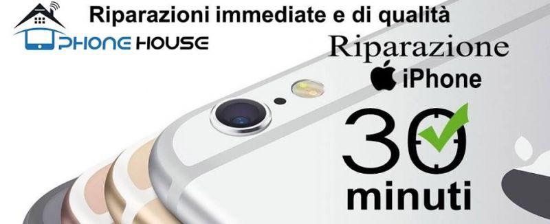 Offerta riparazione vetro smartphone I-Phone e Samsung Torgiano - Phone House