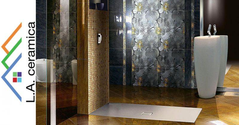 offerta realizzazione bagno chiavi in mano Roma - occasione vendita arredo bagno Roma