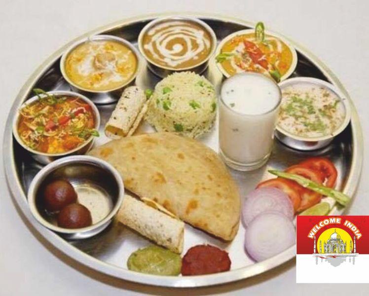 offerta menu di coppia-promozione menu per due ristorante indiano