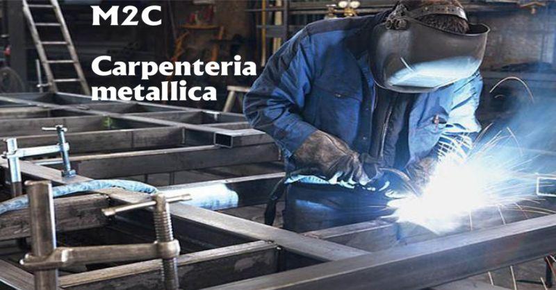 occasione carpenteria metallica lavorazione a disegno o campione - offerta carpenteria vicenza