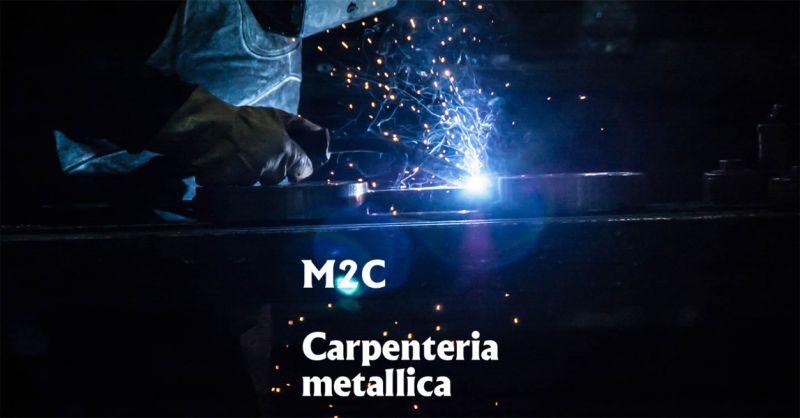 offerta M2C saldature a tenuta stagna con prova idraulica - occasione saldature certificate