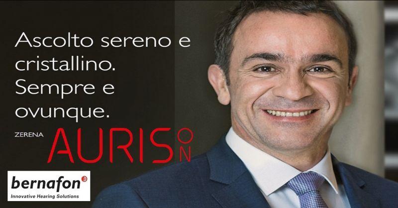 AURISON Roma offerta servizio centro autorizzato Bernafon apparecchi acustici alta qualità Roma
