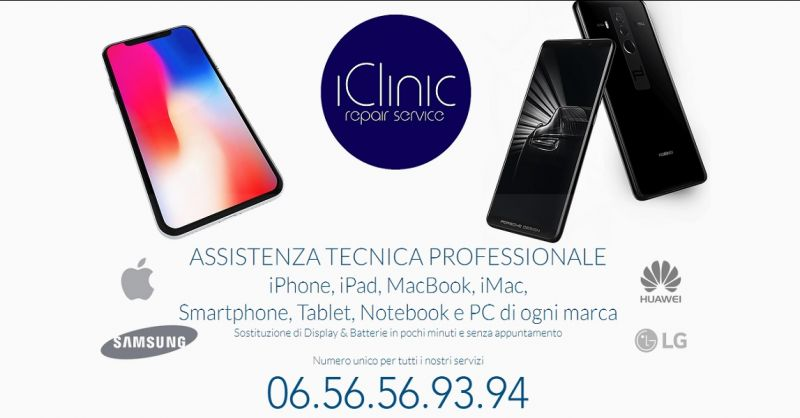 DEVICEBAY SRL Offerta assistenza tecnica riparazione Smartphone PC Tablet Notebook iPhone iPad