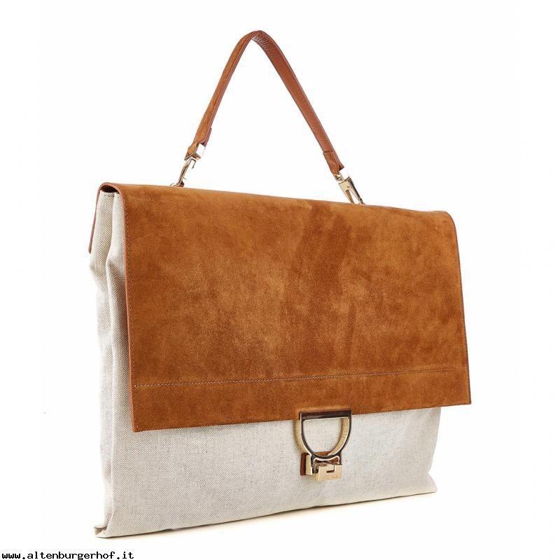 offerta Coccinelle borsa a mano con tracolla maxi arlettis- 5a Strada Shop