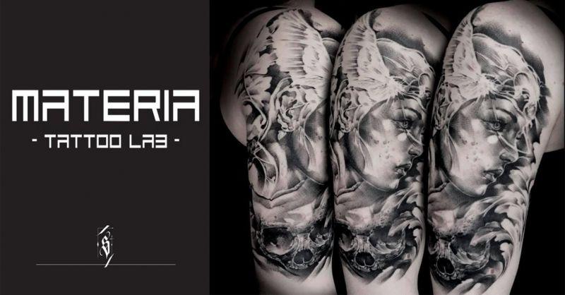 occasione tattoo studio tatuaggi vicenza silvio Vukadin - occasione tatuaggi realistici vicenza