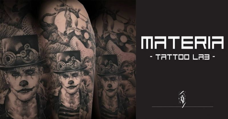 offerta Tatuaggi Vicenza tattoo studio - occasione tatuatore Silvio Vukadin tatuaggi Sovizzo