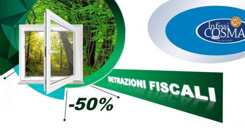 Offerta servizio detrazioni fiscali infissi Trepuzzi - Promozione detrazioni fiscali per casa