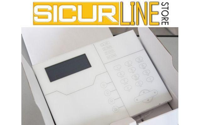 Offerta KIT d'allarme Defender ST-6 con centralina GSM PSTN-Promozione sistemi d'allarme Verona