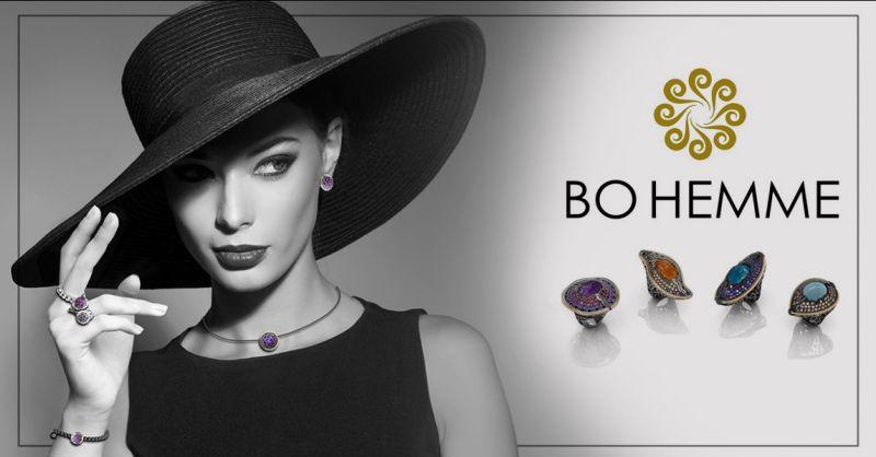 Offerta Vendita e distribuzione linea Gioielli artigianali Bohemme a Torino - Katia Bijoux