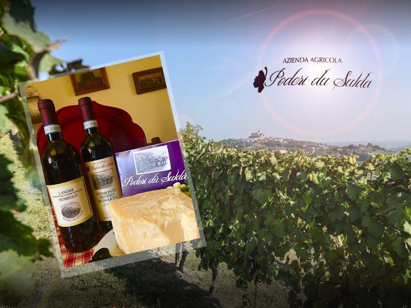 Offerta vendita vino Nebbiolo artigianale - Promozione distribuzione vino Nebbiolo ottimo