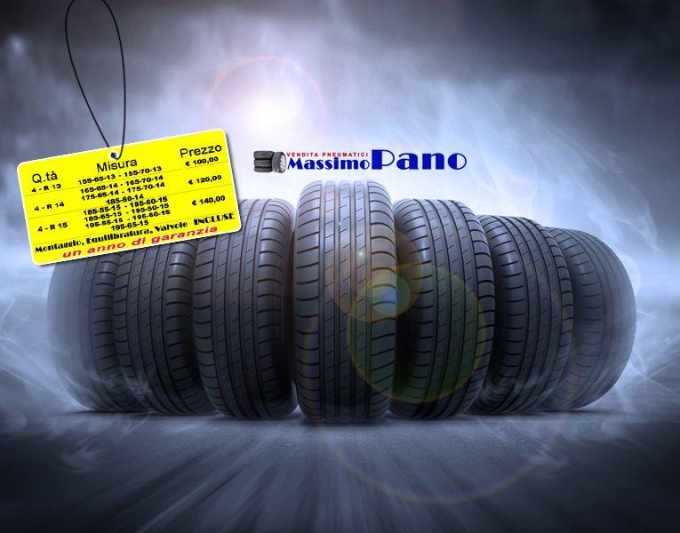 Offerta vendita pneumatici ricostruiti nuovi - Promozione distribuzione pneumatici ricostruiti
