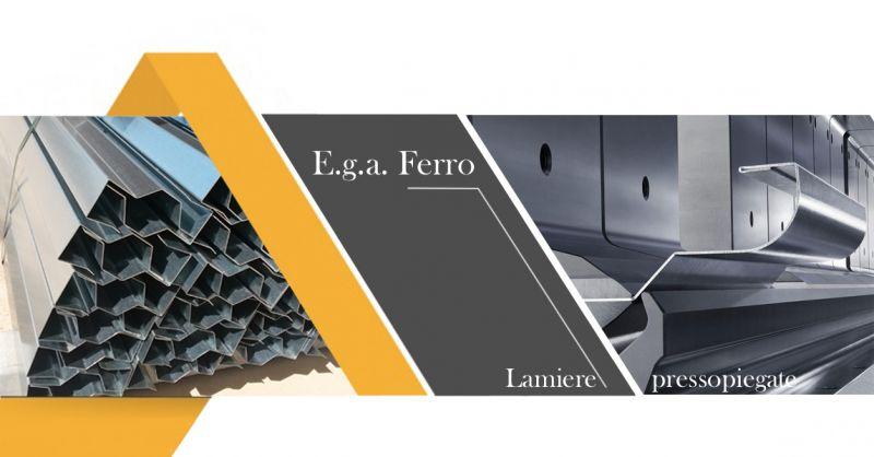 Offerta realizzazione lamiere pressopiegate a Salerno - Promo lamiere pressopiegate su misura