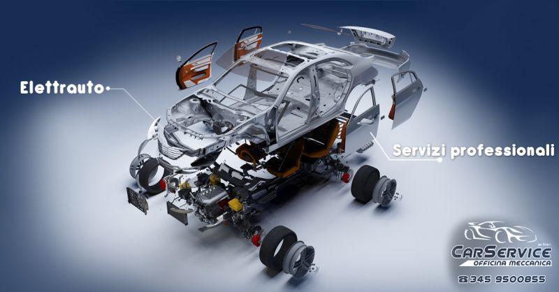 Offerta servizi auto elettrauto Salerno - Promozione servizi elettronici per auto Salerno