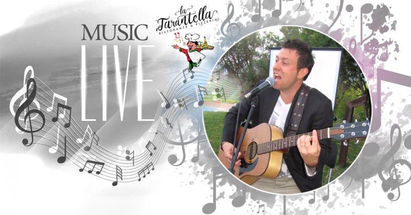 Offerta serata live Music con menù A Giffoni Valle Piane - Promozione musica collina giffonese