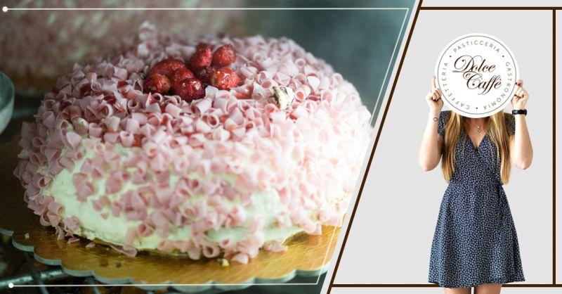 Offerta vendita torte artigianali per colazione - dolci freschi e artigianali Salerno