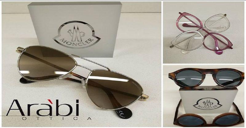 Ottica Aràbi offerta vendita occhiali da sole Ancona - Promozione assortimento occhiali da sole