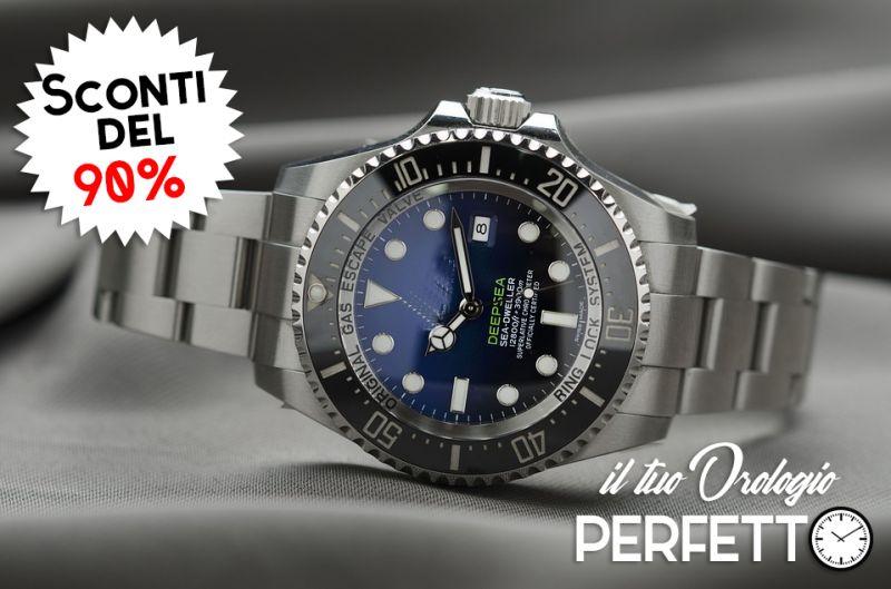 offerta riproduzione orologi di Lusso Italia - promozione orologio di lusso Italia