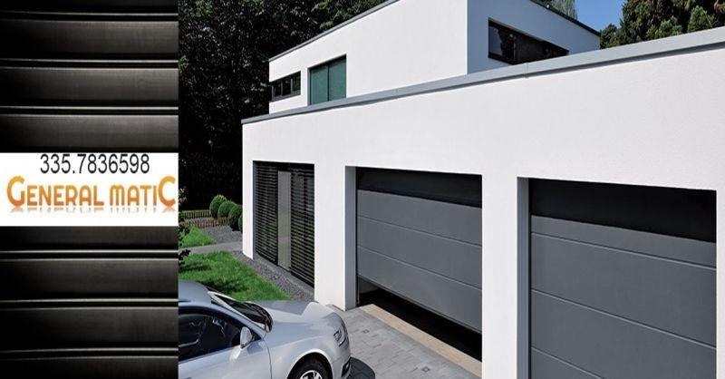 offerta Installazione porte per garage Roma - occasione vendita basculante da garage Roma