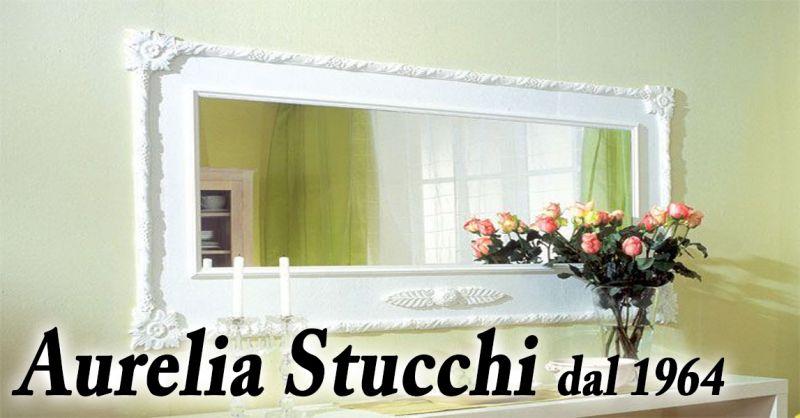 offerta realizzazione cornici in gesso Roma - occasione realizzazione stucchi decorativi Roma