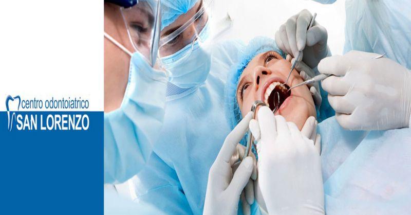 offerta dentista Chirurgia orale ortodonzia estrattiva - occasione centro odontoiatrico Roma