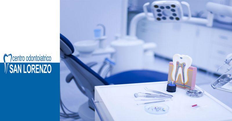 offerta devitalizzazione dente Roma - occasione otturazione dente terapia endodontica Roma