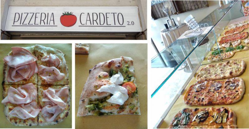 offerta pizza al taglio - offerta nuova gestione pizzeria cardeto 2.0
