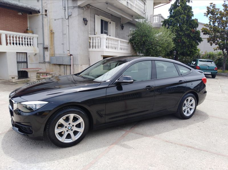 Vendita Auto BMW 320D GT Coupe Salerno Vallo di Diano