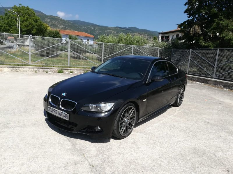 BMW serie 3 335 coupé (E92)